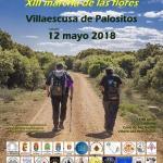 Villaescusa de Palositos, marcha el 12 de mayo