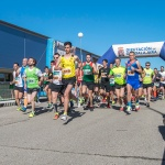 Más de 600 corredores se dieron cita en Marchamalo en la Fiesta del Atletismo