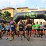 300 corredores se dieron cita en Mondéjar por una buena causa