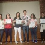 Un estudiante de Guadalajara gana el Primer Premio de su categoría en la Olimpiada Matemática de Castilla-LaMancha