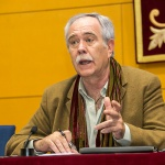 Antonio Pérez Henares, Chani, protagoniza la 'Noche literaria' en el Parador de Sigüenza