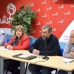 El PSOE rinde homenaje al que fuera presidente de la Diputación Gregorio Tobajas