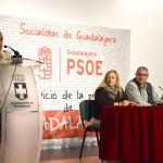Bellido reivindica el PSOE como el partido de la reconstrucción y de la igualdad