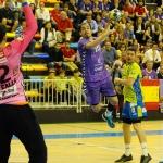 Quabit Guiadalajara alcanza su máxima puntuación gracias a la victoria ante Zamora (30-21)