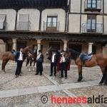 La Caballada de Atienza: ¡Señores Hermanos… a caballo!