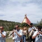 Este sábado romería a la Virgen de los Enebrales en Tamajón