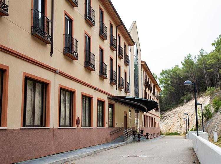 El Balneario de Carlos III en Trillo