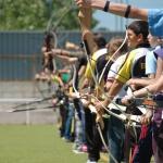 Casi 50 tiradores se dan cita este sábado en el Campeonato Provincial de Tiro con Arco de Valdeluz