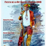 Valverde de los Arroyos acoge una nueva edición de la fiesta de la Octava del Corpus