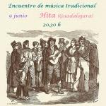 """Este sábado en Hita, III Encuentro de Música Tradicional """"Musik-Hita"""""""