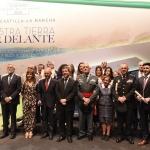 Orgullo y agradecimiento de los premiados en el Día de la Región