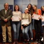 El IES Castilla de Guadalajara recibe un premio