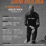 Este sábado, en el Azud de Pareja, III Acuatlón 'Dani Molina'