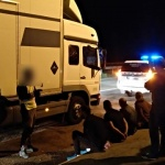 Desarticulado un grupo criminal que perpetró más de 100 robos de camiones y mercancías en la A-2