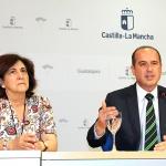 Alberto Rojo asegura que el parking del Hospital de Guadalajara abrirá el 22 de junio