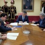 El Ayuntamiento firma los convenios con el Maratón de los Cuentos, Tenorio Mendocino y la Fundación Siglo Futuro