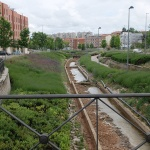 El Ayuntamiento arreglará la lámina de agua del parque Juan Pablo II