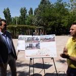 Ambicioso plan del ayuntamiento para la mejora del parque de San Roque