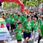 La II carrera 'En marcha contra el cáncer' de Azuqueca recaudó cerca de 1.500 euros