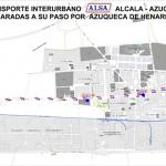 Las líneas de autobús de ALSA incorporan una parada en la avenida de Los Escritores