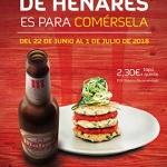 La campaña 'Azuqueca de Henares es para comérsela' arranca este viernes