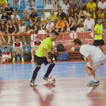 Este fin de semana se disputa en Azuqueca el Maratón de Fútbol Sala