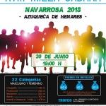 La XVIII Milla Urbana Navarrosa de Azuqueca se correrá el 30 de junio