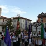 Las bandas de música de la provincia de juntan en Brihuega para homenajear a la Banda
