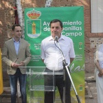Inauguradas las nuevas instalaciones del Juzgado de Paz de Cabanillas del Campo