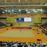 El Campeonato de Europa de Gimnasia Rítmica, nuevo éxito deportivo de Guadalajara