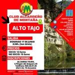El Club Alcarreño de Montaña visita el Alto Tajo