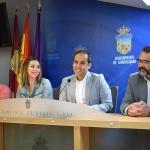 Daniel Jiménez deja el ayuntamiento para incorporarse al gabinete de la ministra de Trabajo, Magdalena Valerio