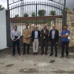 Villanueva de Argecilla acomete obras de mejora en el cementerio municipal gracias a la ayuda de la Diputación