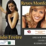 En la tarde de hoy lunes, Espido Freire y Reyes Monforte estarán en la Casa de la Cultura de Azuqueca de Henares