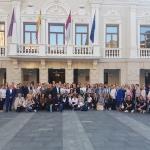 Representantes de la Unión Europea de Gimnasia visitan Guadalajara