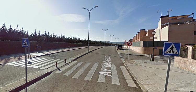 La Policial Municipal quiere reducir la siniestralidad en los pasos de peatones