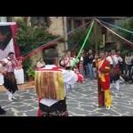 Valverde de los Arroyos. Danzantes en la Octava del Corpus 10/06/2018