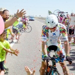 El azudense Keko Matey afronta este sábado el récord mundial de los 200 kilómetros en 6 horas