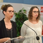 Lucía de Luz sustituye a Jiménez como portavoz del Grupo Socialista en el Ayuntamiento de Guadalajara