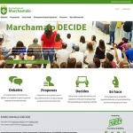 Marchamalo presenta 'Marchamalo Decide', su nueva portal de participación ciudadana