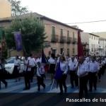 Pasacalles de las bandas de música en Brihuega (23/06/2018)