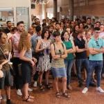 El 62,8 por ciento de los llamados a ocupar una de las 923 plazas a Secundaria y FP han participado en las pruebas de oposiciones de este fin de semana