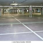 El parking del hospital ya tiene licencia de apertura y abrirá en unas semanas
