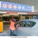 García-Page visita hoy el nuevo parking y las obras de ampliación del Hospital