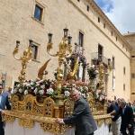 Brillante procesión del Corpus en Pastrana