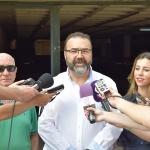 El PSOE pide al consistorio que se arreglen y mantengan los aparcamientos municipales para residentes