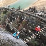 La Vía Ferrata Boca del Infierno en Sacedón  se abre al público
