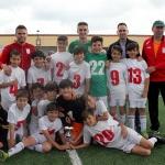Sporting Hortaleza, Juventus Cabanillas, CD Vitoria y AD Complutense, ganadores del Memorial Ramiro Almendros 2018