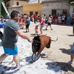 Buen ambiente, ausencia de incidentes y amplia participación en la Feria Chica trillana