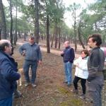 La Diputación prepara una convocatoria de ayudas para resineros, ferias agrícolas y los Grupos de Desarrollo Rural